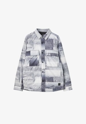 Summer jacket - grey