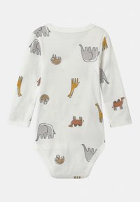 Carter's - WRAP ANIMAL 3 PACK UNISEX - Body - multi-coloured/white - 1