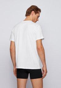 BOSS - 2 PACK - Maglietta intima - white - 2