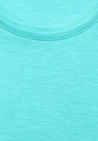 Cecil - Basic T-shirt - türkis - 4