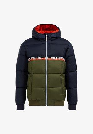 Zimní bunda - multi-coloured