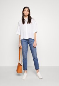 DRYKORN - THERRY - Button-down blouse - weiss - 1