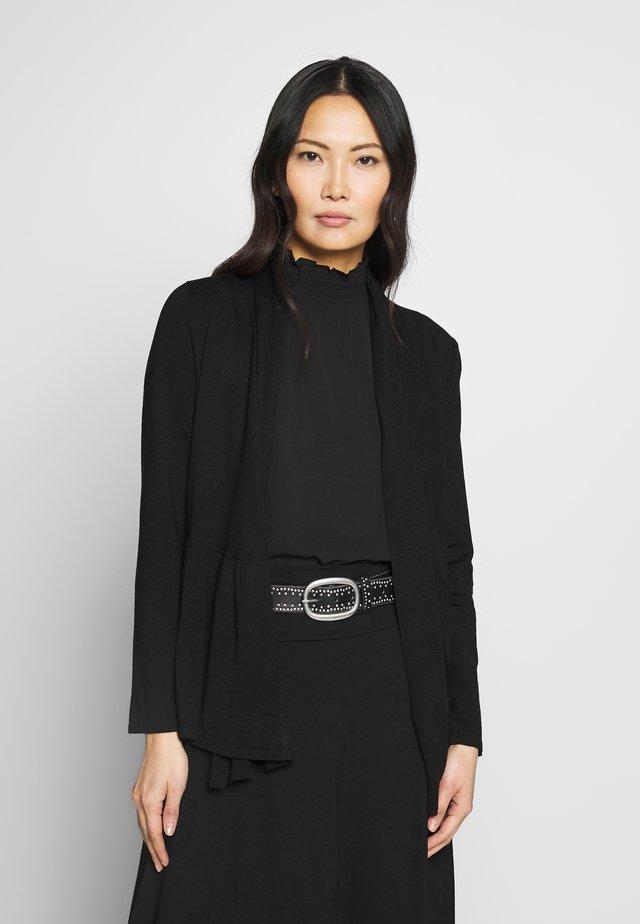 LARISI - Vest - black