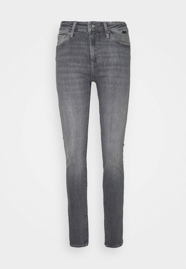 SOPHIE - Jeans slim fit - mid grey vintage