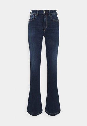 PULPHIFL - Flared Jeans - blue