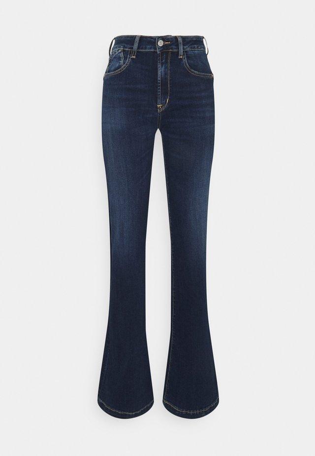 PULPHIFL - Jeans a zampa - blue