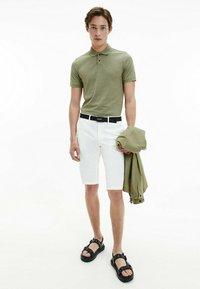 Calvin Klein - Polo shirt - delta green - 1