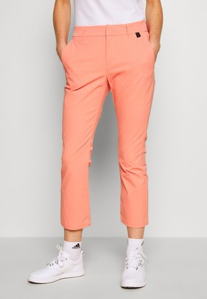 ILLUSION CROPPED PANTS - Trousers - perched