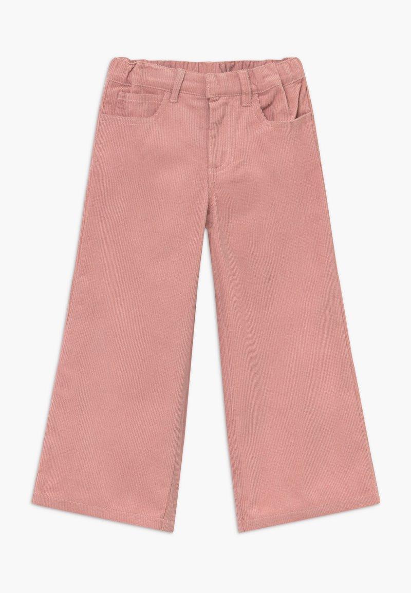 The New - OMILA  WIDE - Kalhoty - peachskin