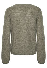 Soaked in Luxury - Jumper - vetiver - 5