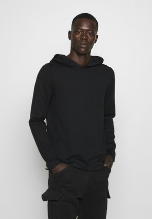 AMAR - Sweat à capuche - black