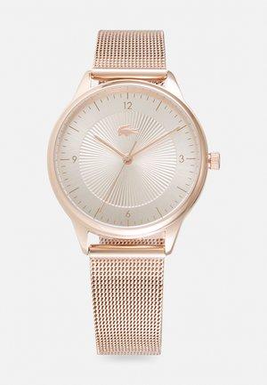 CLUB - Watch - rosé gold-coloured