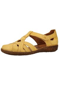Josef Seibel - Walking sandals - yellow - 2