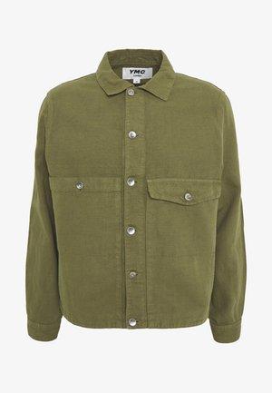 PINKLEY JACKET - Summer jacket - olive