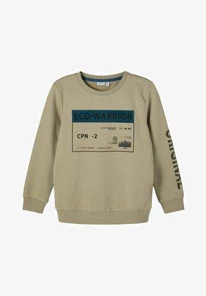 Sweatshirt - silver sage