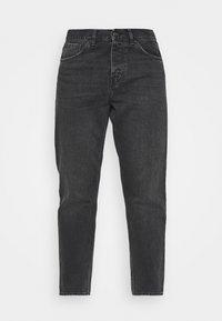 NEWEL PANT MAITLAND - Jeans baggy - black mid worn wash