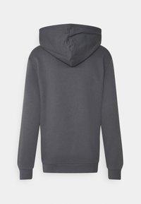 adidas Originals - ESSENTIAL HOODY UNISEX - Felpa con cappuccio - grey - 1