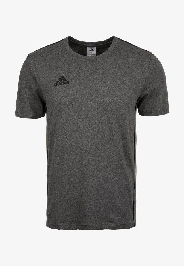 CORE 18 - T-shirt imprimé - dark grey