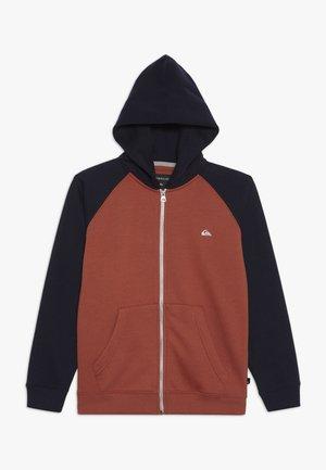 EASYDAY ZIP - Zip-up sweatshirt - navy blazer