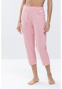 mey - SCHLAFHOSE SERIE ZZZLEEPWEAR - Pyjama bottoms - powder pink - 0