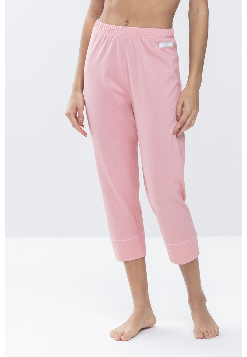 mey - SCHLAFHOSE SERIE ZZZLEEPWEAR - Pyjama bottoms - powder pink