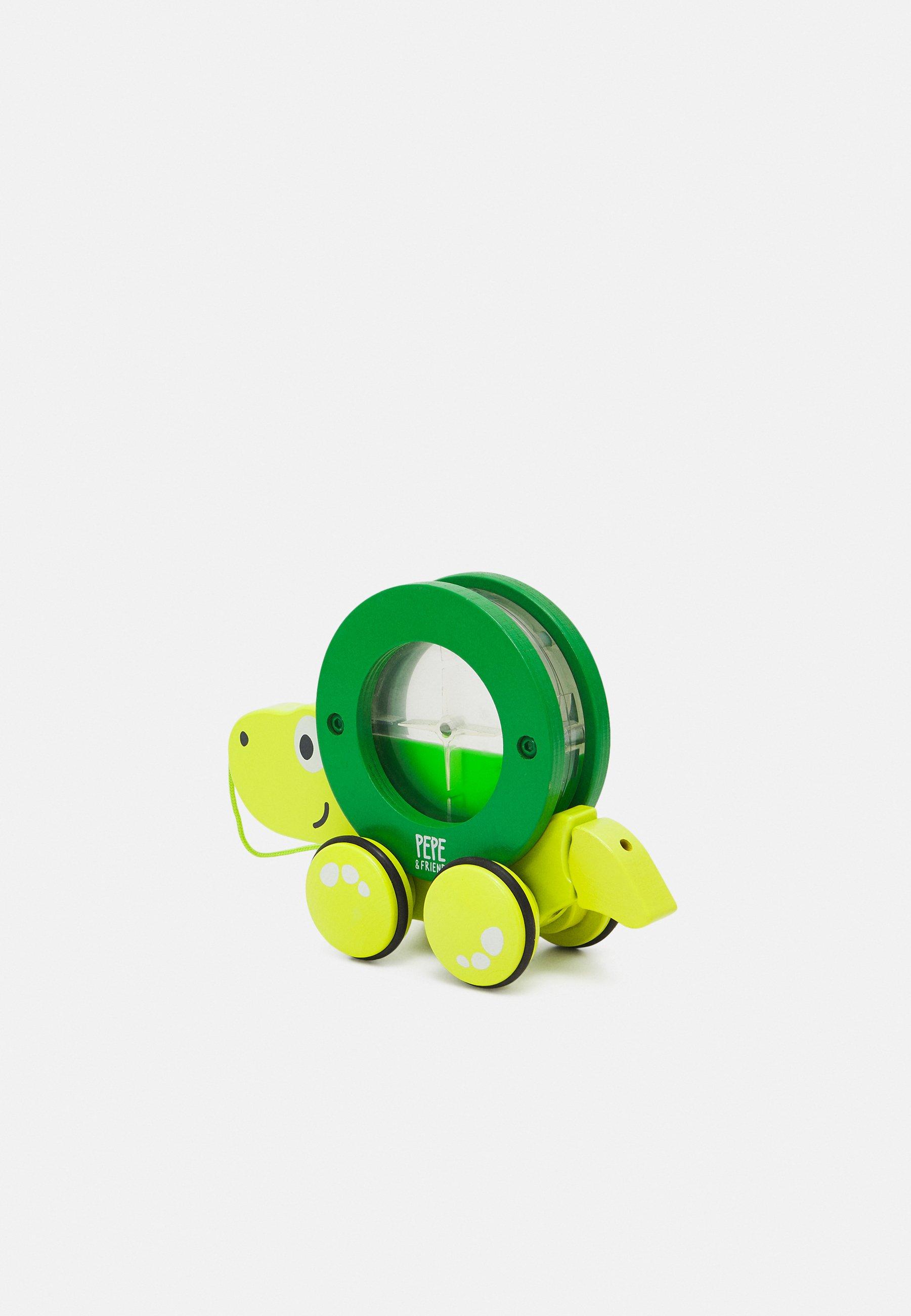 Kinder NACHZIEHSCHILDKRÖTE TITO UNISEX - Spielzeug