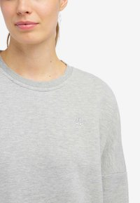DreiMaster - Sweatshirt - light grey melange - 3