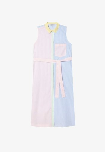 POPLIN - Skjortekjole - multi-coloured