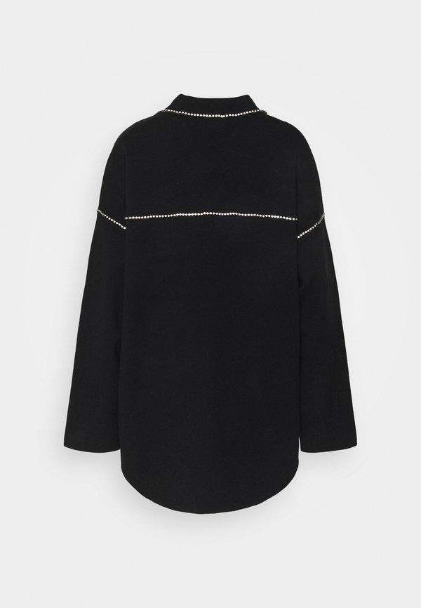 maje MEMISE - Koszula - noir/czarny HCTZ