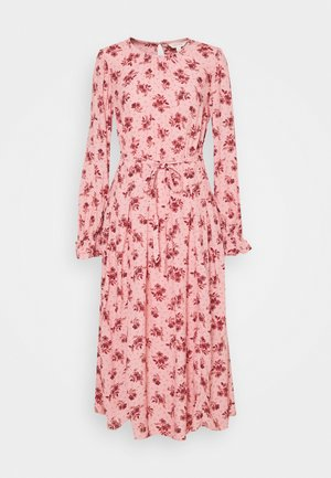 HERITAGE DRESS - Korte jurk - pink