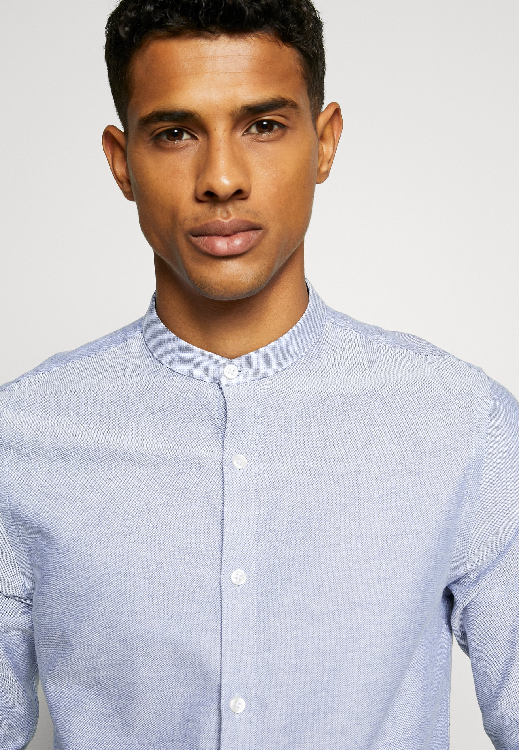 New Look GRANDAD - Skjorte - light blue
