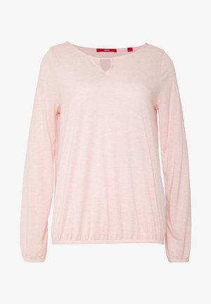 T-shirt à manches longues - rose