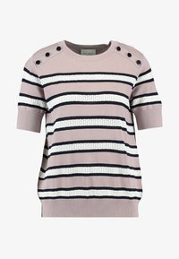 Six Ames - GABRIELLE - T-shirts print - dusty - 3