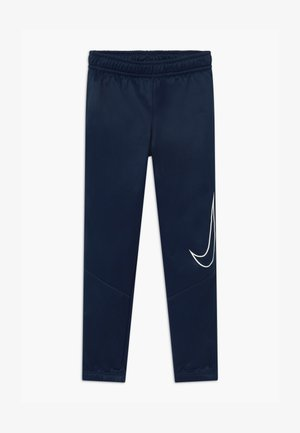 THERMA  - Tracksuit bottoms - midnight navy