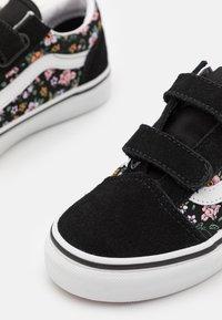Vans - OLD SKOOL  - Zapatillas - black/true white - 5