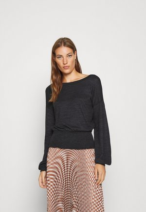 FASHION CORE COZY - Sweter - black