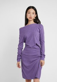 Vivienne Westwood Anglomania - MINI TAXA DRESS - Cocktail dress / Party dress - lilac - 0