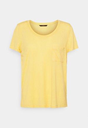 VMGAJADIANA - T-shirt basic - cornsilk
