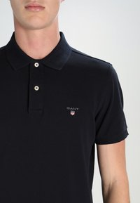 GANT - THE ORIGINAL RUGGER - Polo - marine - 3
