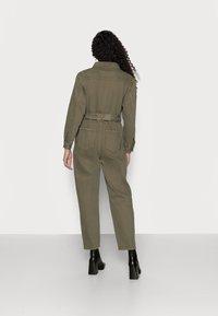 Glamorous Petite - LADIES WASH - Overall / Jumpsuit /Buksedragter - khaki - 2