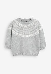 Next - Pullover - grey - 1
