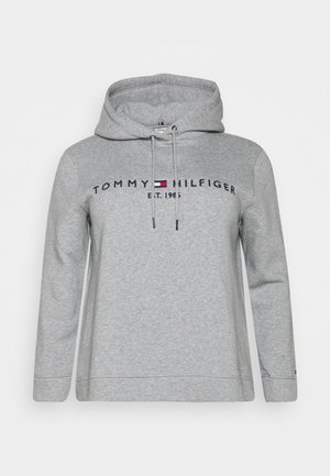 HOODIE - Hoodie - light grey heather
