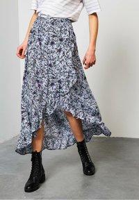 Petrol Industries - Maxi skirt - pastel lilac - 0