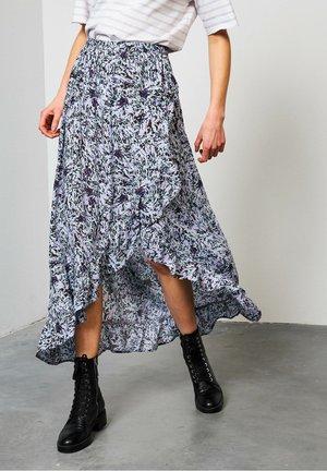 Maxi sukně - pastel lilac