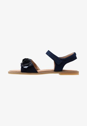 Sandały - marine/cosmos