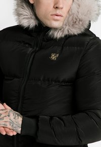 SIKSILK - DISTANCE JACKET - Winter jacket - black - 4