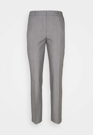 ANKLE GRAZER - Trousers - grey