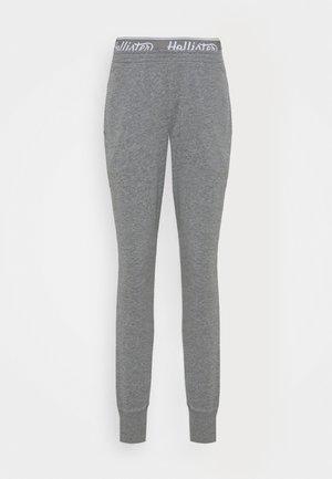 LOGO - Pantalon de survêtement - grey