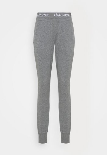 LOGO - Tracksuit bottoms - grey