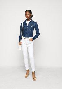 Versace Jeans Couture - LADY - Button-down blouse - indigo - 1